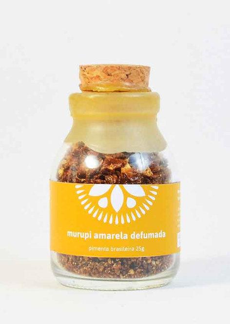 Pimenta Murupi Amarela Defumada - 25g