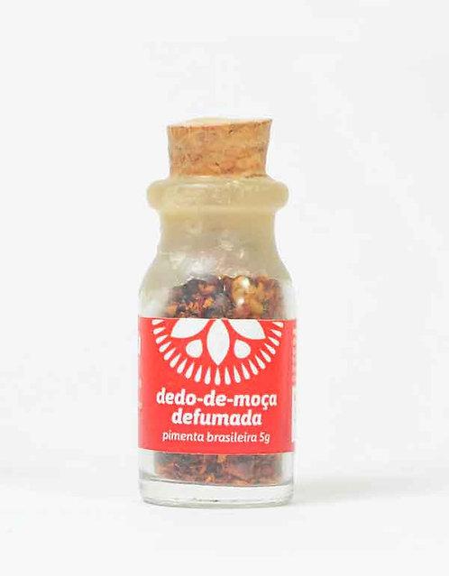 Pimenta Dedo-de-moça Defumada - 5g