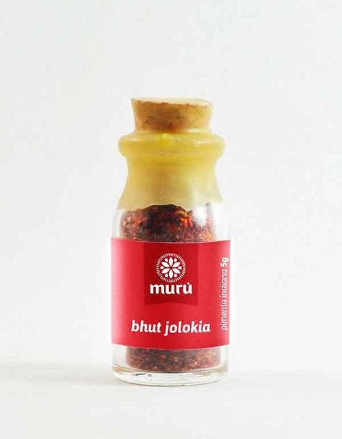 Pimenta Bhut Jolokia  - 5g