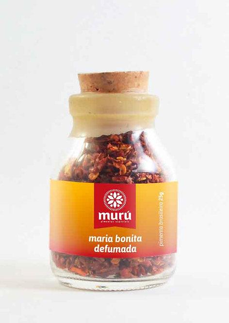 Pimenta Maria Bonita Defumada - 25g