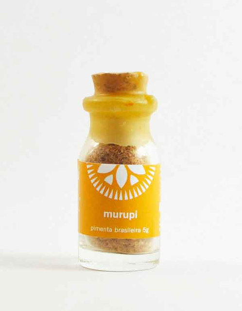 Pimenta Murupi Amarela - 5g