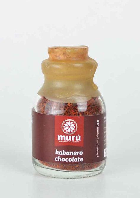 Pimenta Habanero Chocolate - 25g