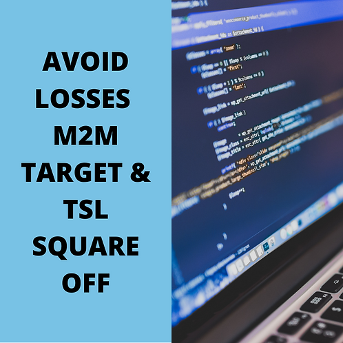 M2M Target & TSL based Square off