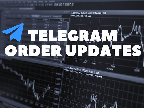 Telegram Order Updates