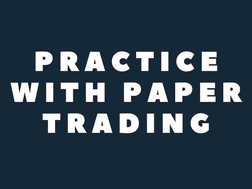 Paper Trading (Any Broker)