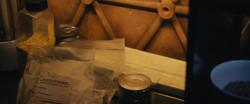 Cylinder flat, kitchen