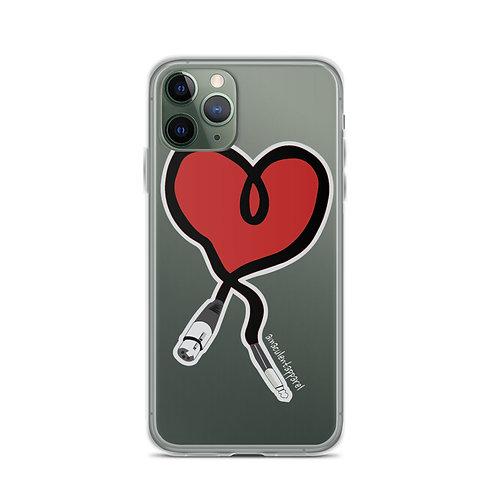 I Heart Audio iPhone Case