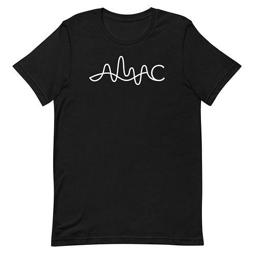 AMAC LOGO - AMACULENT APPAREL - Short-Sleeve Unisex T-Shirt