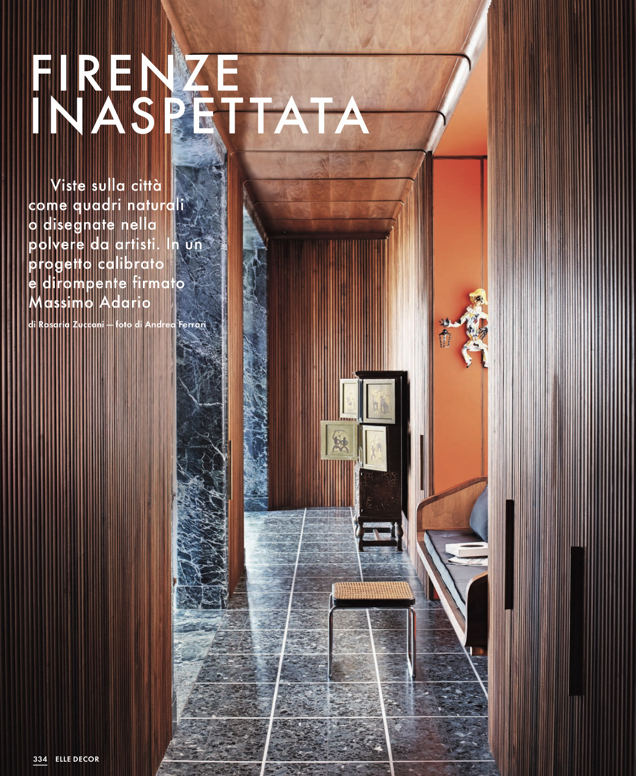 Elle Decor Italia April 2019