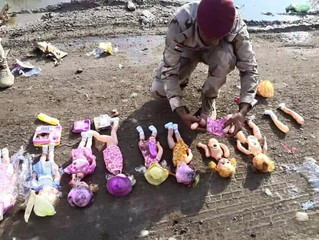 Islamic State employs toys containing IEDs in Iraq