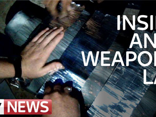 ISIS Weapons Capabilities