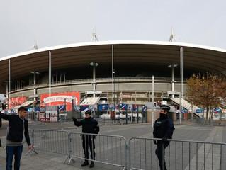 Paris Attacks - Stadium Plot Failure