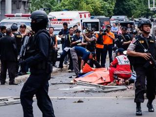Terror Attacks in Jakarta