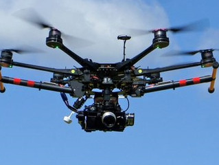 Fears ISIS will use 'flying drone bombs'