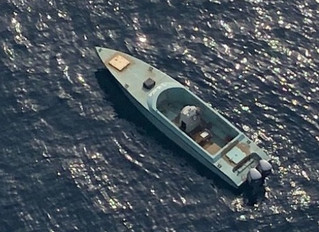 Saudi Navy Intercepts Two Explosives-Filled Drone Boats