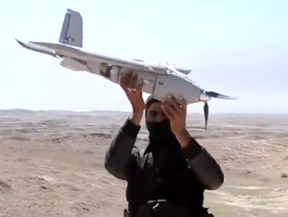 Iraq: First use of Islamic State UAV rigged with IED against the Western forces