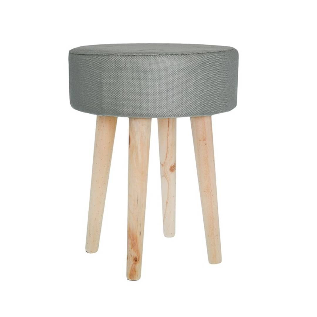 Tabouret Déhoussable D36 cm & H 46CM