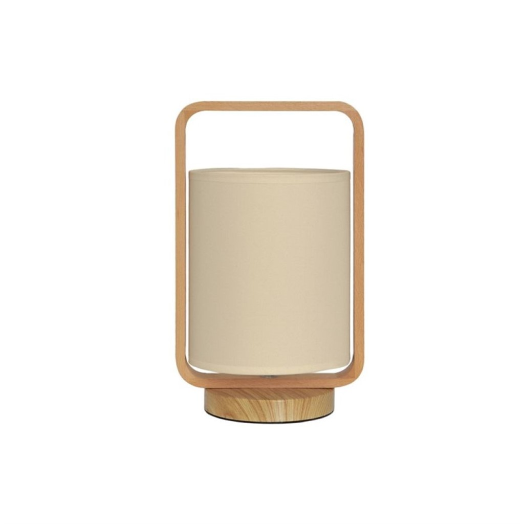 Lampe Beige Tamisée D135 cm H 33 CM.
