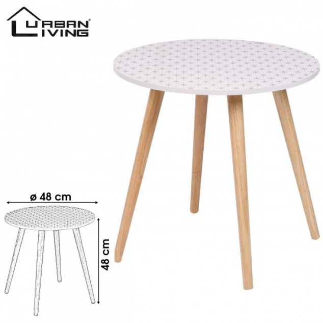 Table d'appoint Fiord
