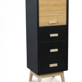 Semainier design scandinave Roll noir