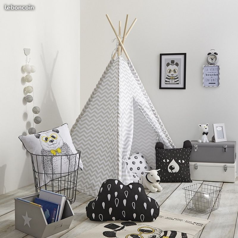 TIPI D'INDIEN POUR ENFANT
