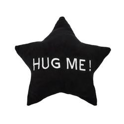 Coussin étoile HUG ME 35X35 cm