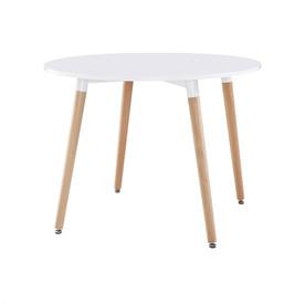 Table à manger ronde diamètre 100cm