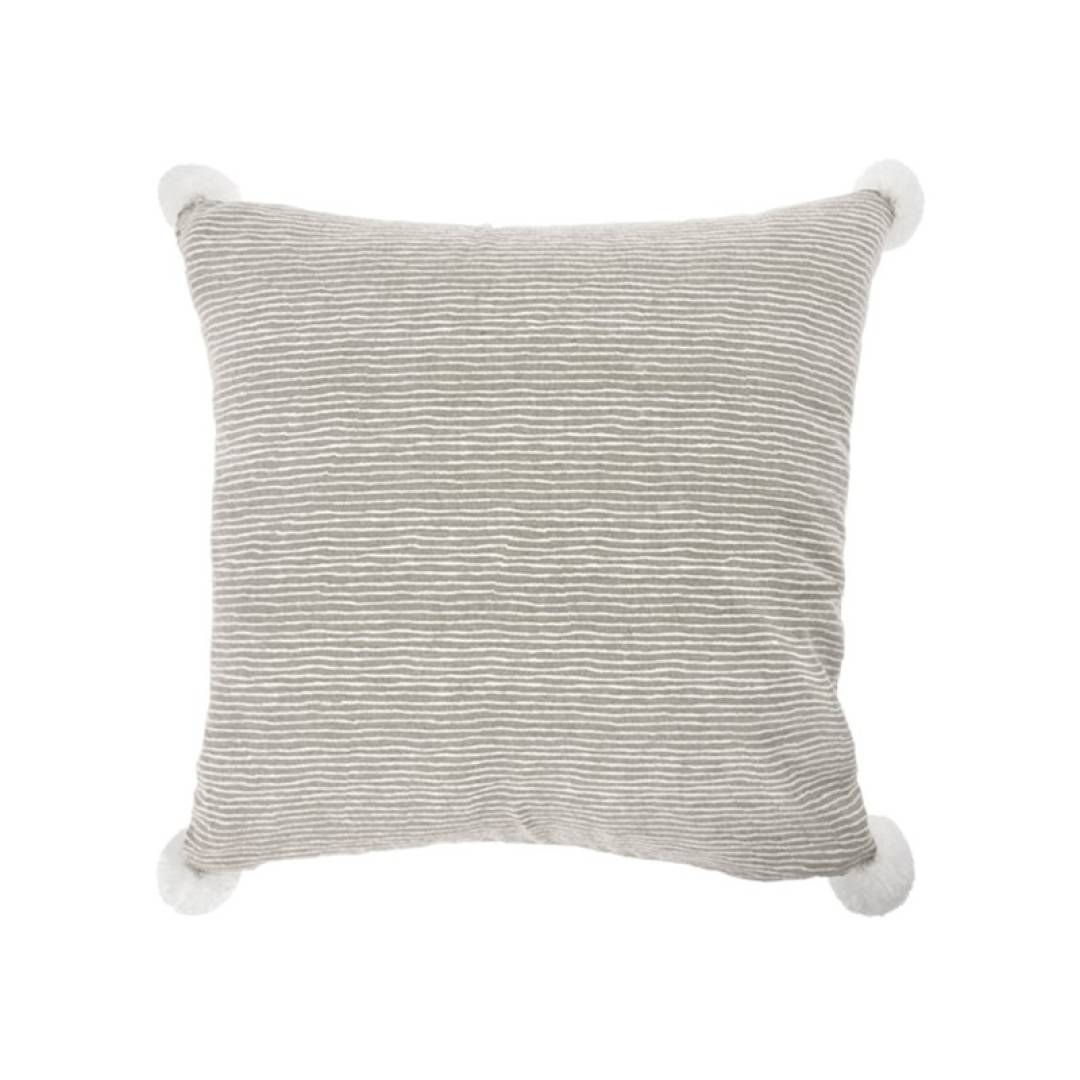 Coussin POMPOM 45x45 cm