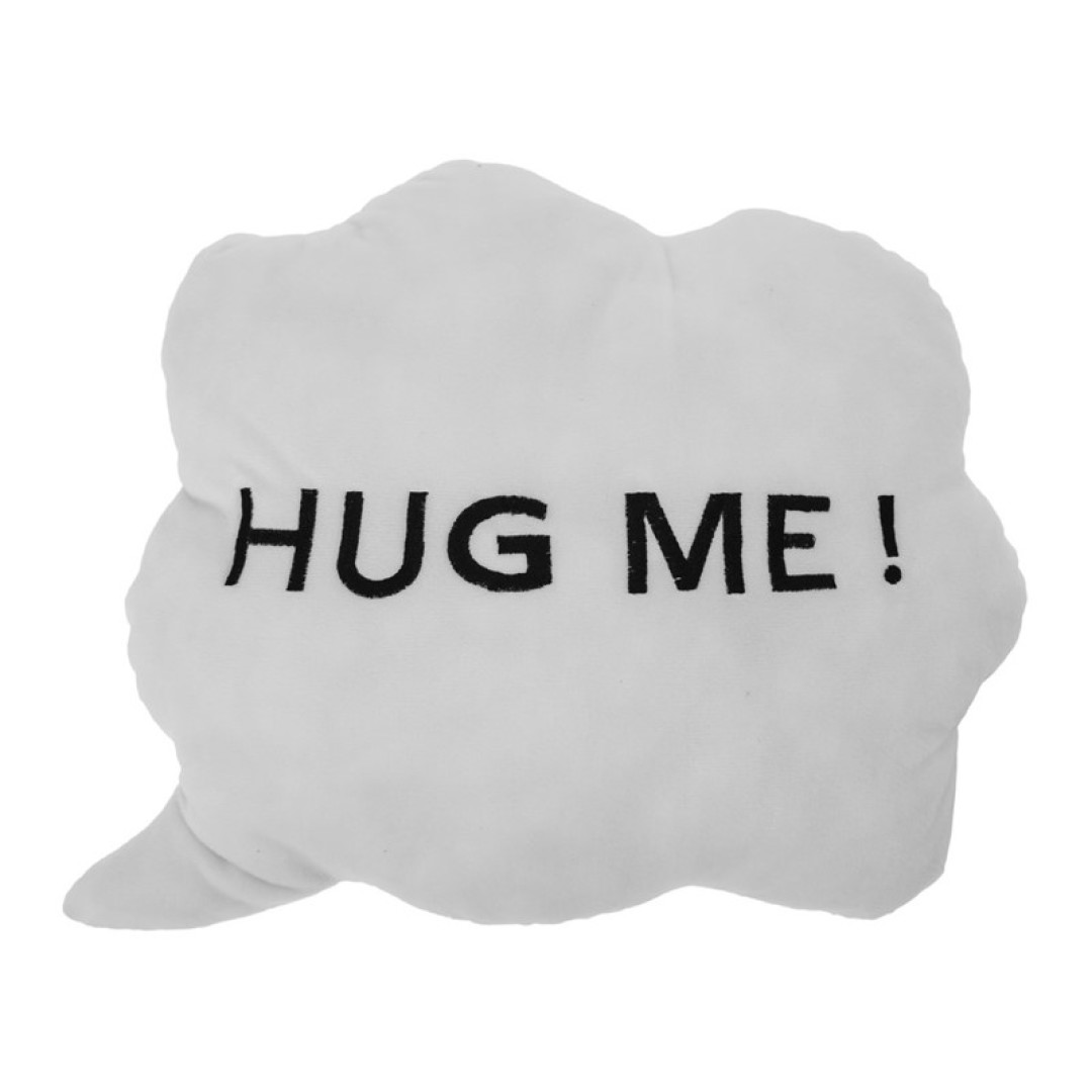 Coussin Nuage HUG ME 34X30 CM