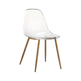 Chaise TRACY gamme transparente