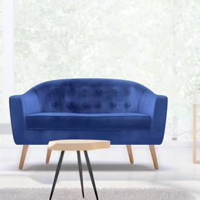Stockholm canapé bleu