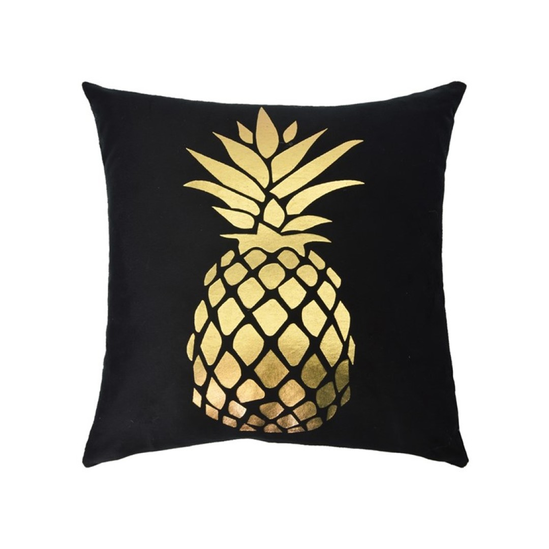 Coussin Douceur Ananas 45X45CM