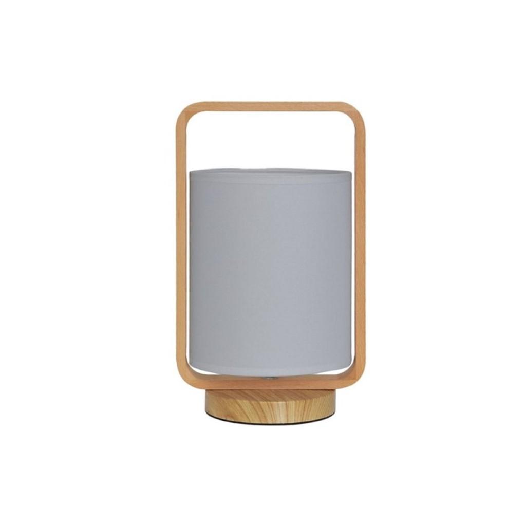 Lampe Grise Tamisée D135 cm H 33 CM.