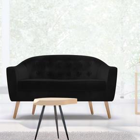 Stockholm canapé noir