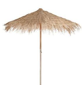 Parasol en paille J