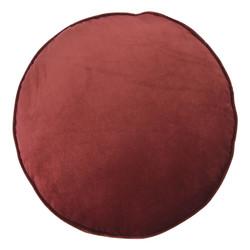 Coussin Velours circulaire D.45cm