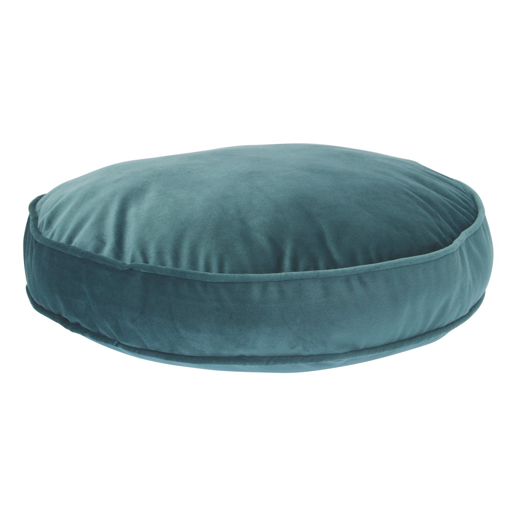 Coussin Velours circulaire D.45cm