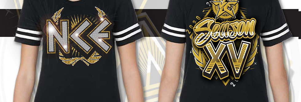 Season XV Crystal Victory Tee (Ladies)