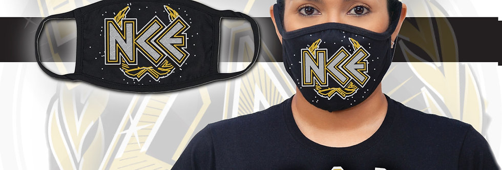 NCE Crystal Face Mask