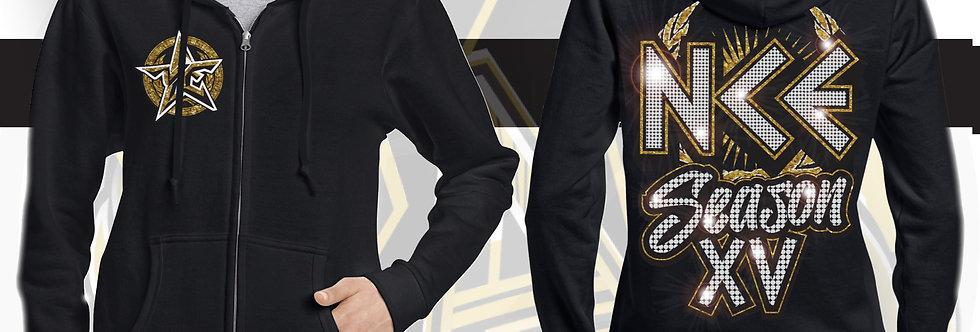 NCE Season XV Crystal Zip-Up