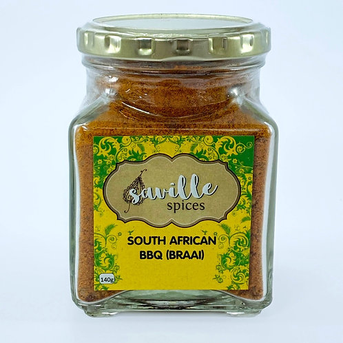 South African BBQ (Braai) 140g