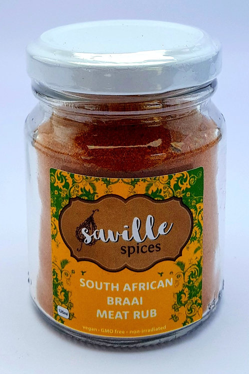 South African Braai Spice 125ml