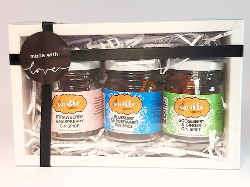 Gin Spice Gift Pack