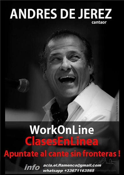 ANDRES DE JEREZ CLASES EN LINEA 2020-202