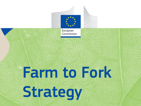 Farm to Fork Strategy for a fair, healthy and environmentally-friendly food system