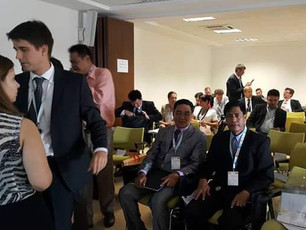 MILS participated in Hungary-Myanmar Business Forum
