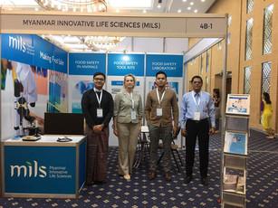 MILS at Invest Myanmar Summit 2019