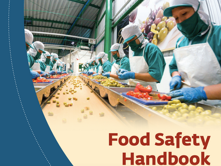 Food Safety Handbook : A Practical Guide for Building a Robust Food Safety Management System