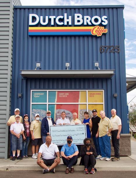 Dutch Bros Donation