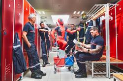 Sapeurs Pompiers Bagnols/Ceze